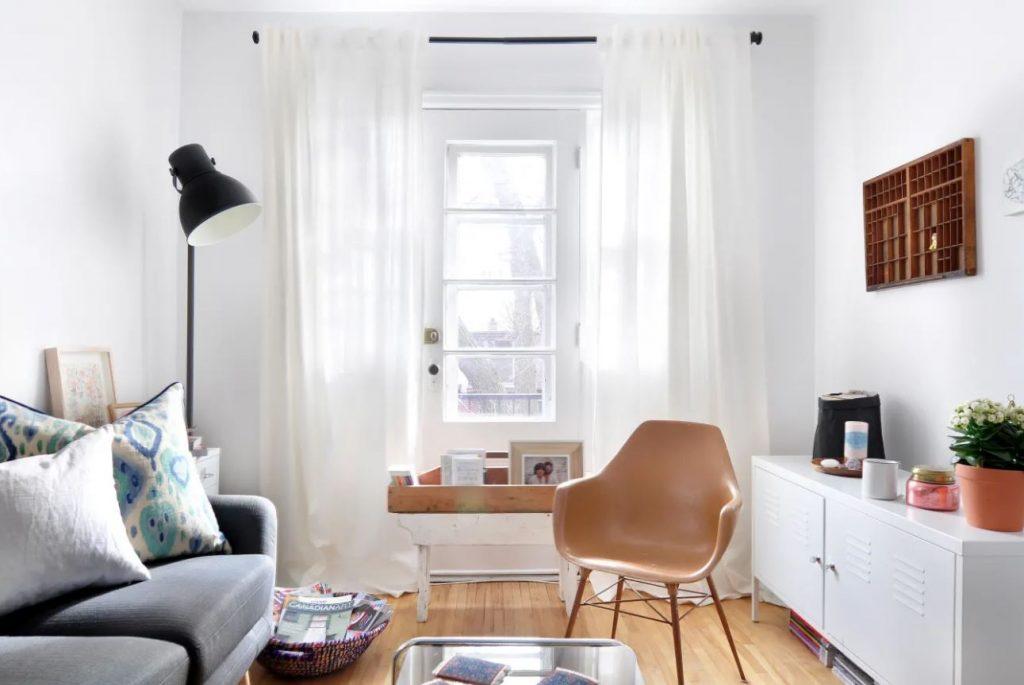 salones bonitos y modernos - decorar con gusto