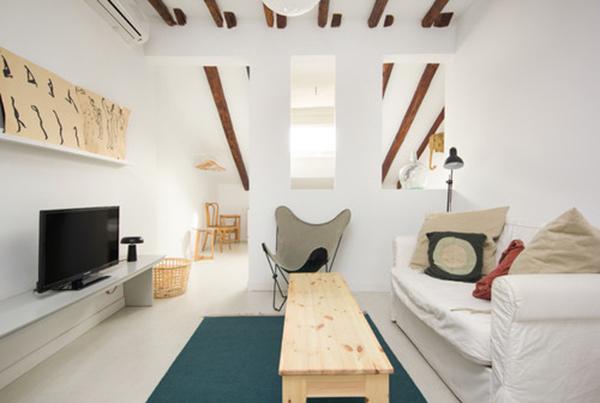 muebles de salon pequeños