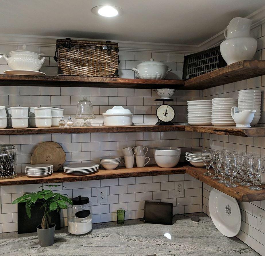 baldas estantes para cocina