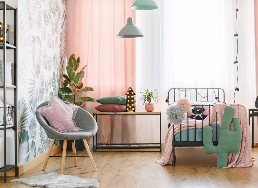 decoracion de dormitorios juveniles para mujeres