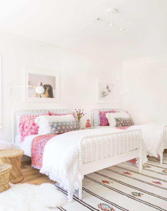 decoracion de habitaciones para niñas