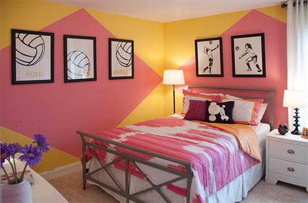 decoracion dormitorio juvenil femenino