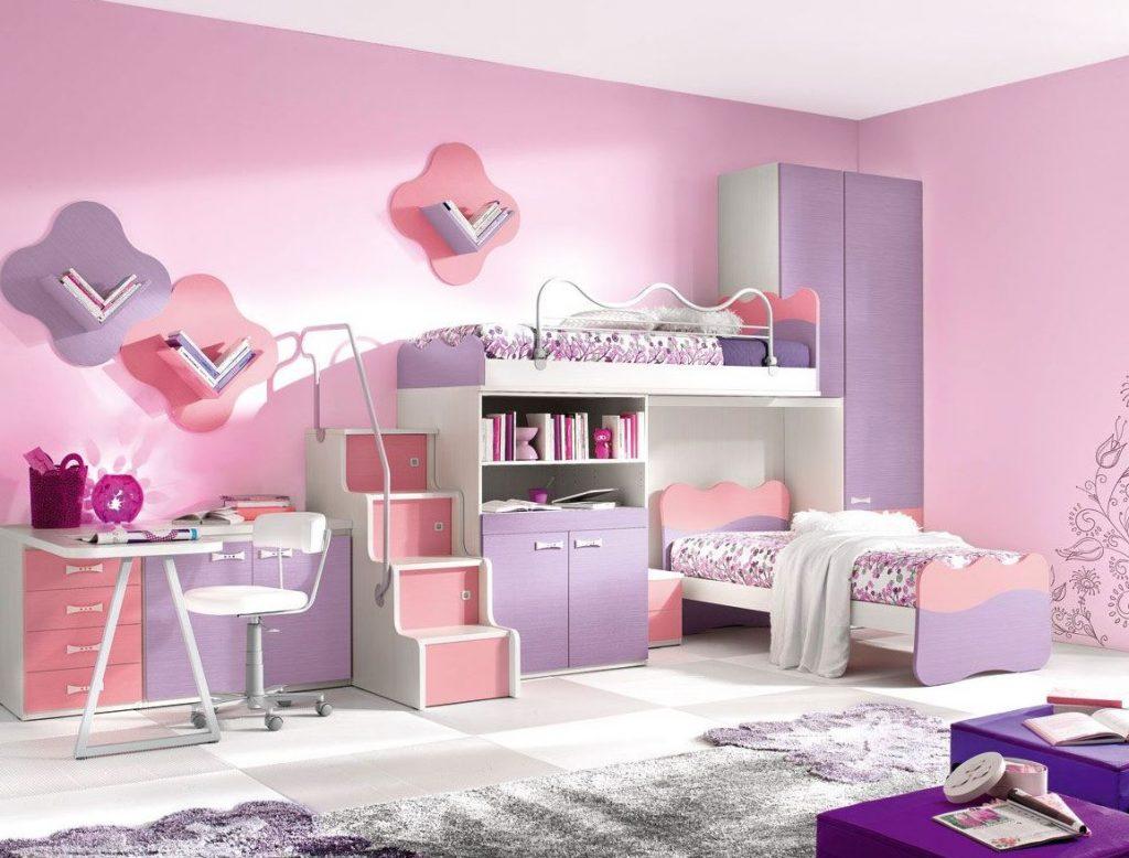 decoracion habitacion juvenil chica