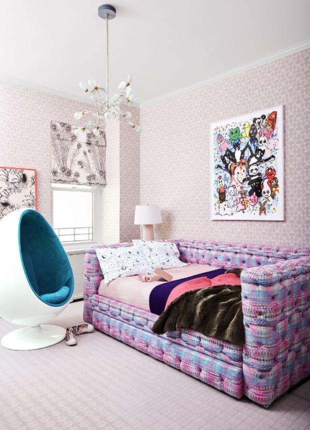 decoracion habitaciones juveniles niña