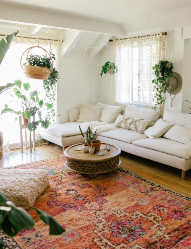 decorar salones pequeños rectangulares