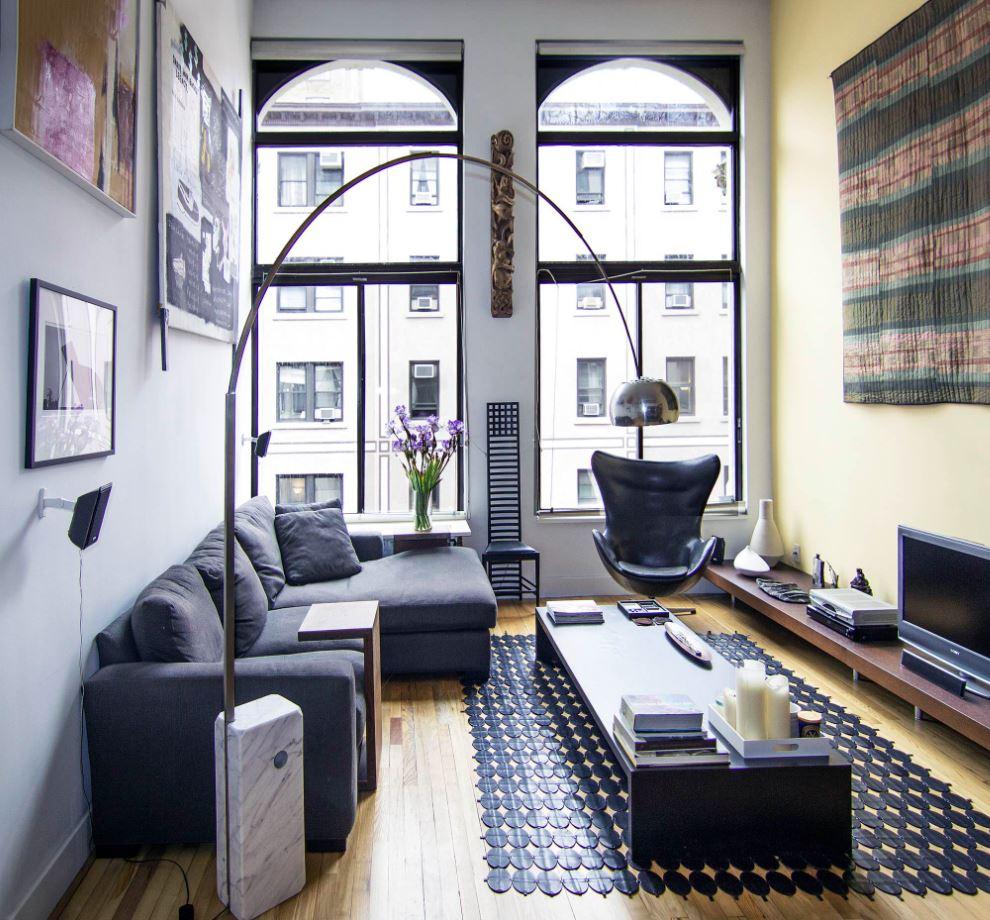 diseño salon comedor rectangular