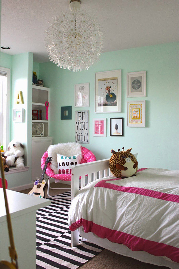 el cuarto perfecto para una mujer