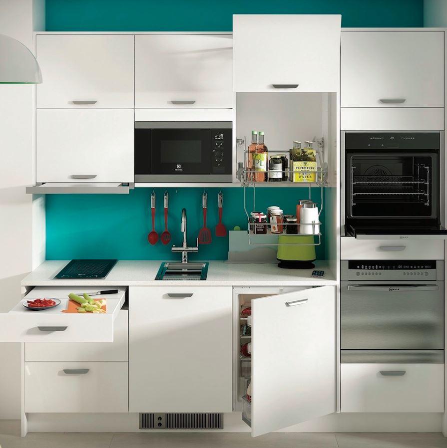 electrodomesticos integrables cocina