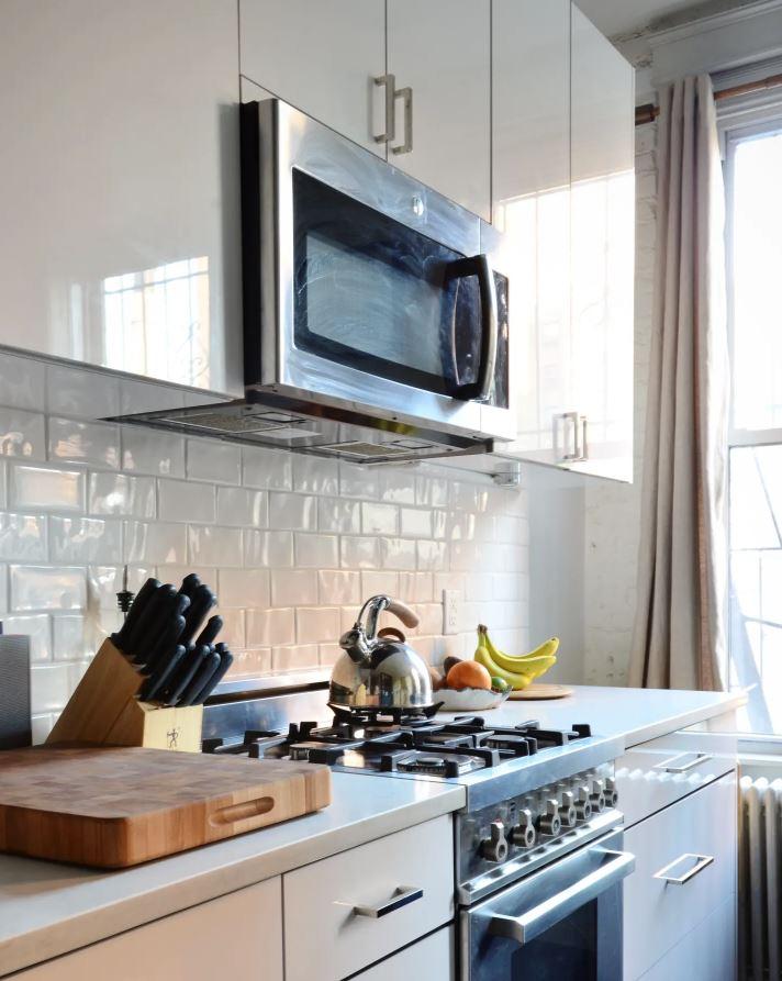 electrodomesticos integrados cocina