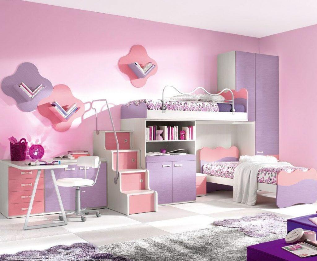habitaciones juveniles para gemelos