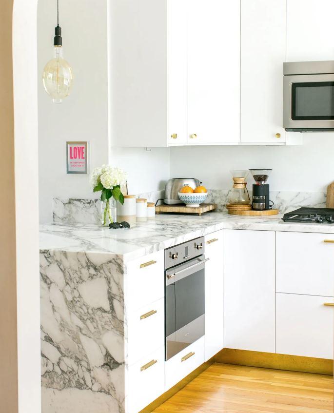 ideas de decoracion para cocinas pequeñas