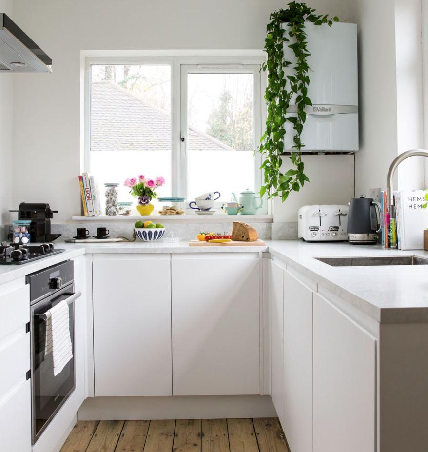 ideas para optimizar espacios en la cocina