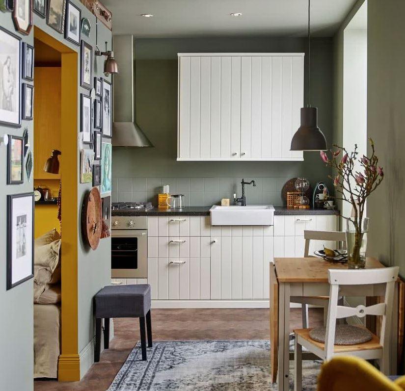 mesas plegables de cocina pequeñas