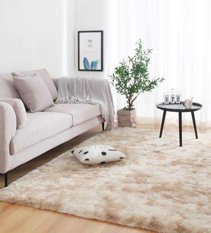 alfombra para sala de estar