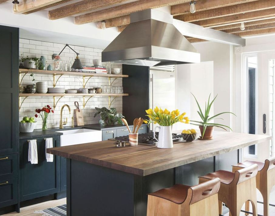 cocina comedor integrados decorar con gusto