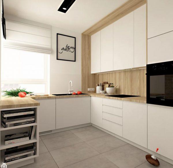 cocinas modernas de madera