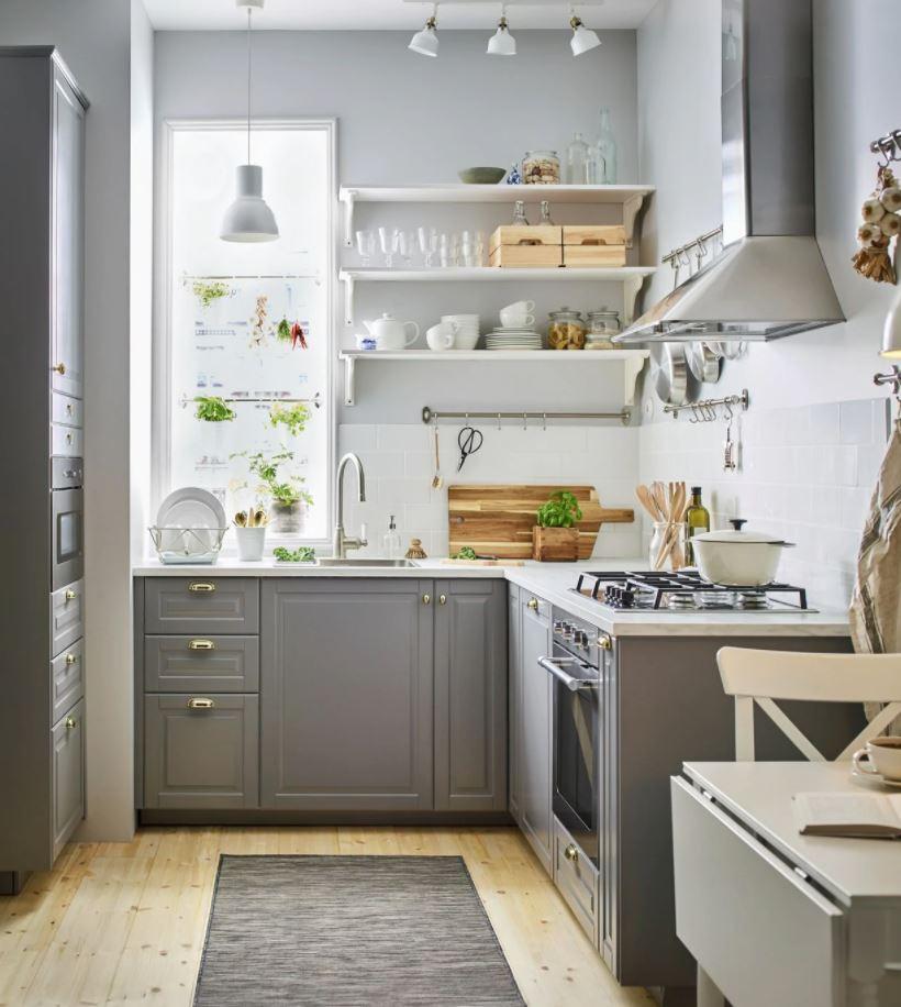 colores de maderas para muebles cocina