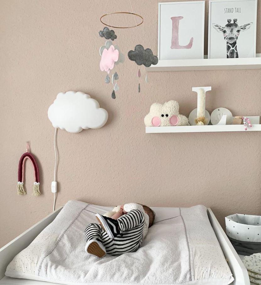 colores habitacion bebe