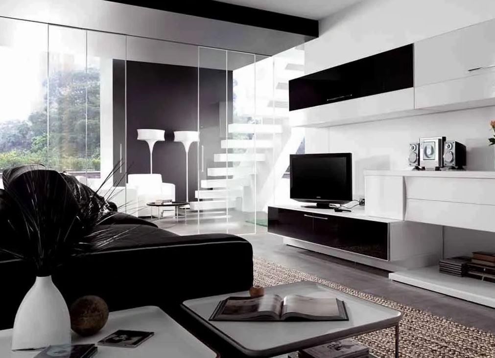 colores para pintar salon con muebles oscuros