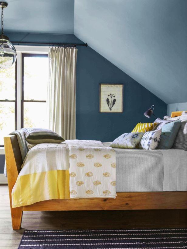 colores para una habitacion matrimonial pequeña