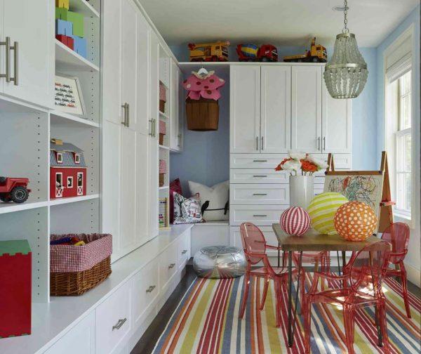 como decorar la habitacion de un niño