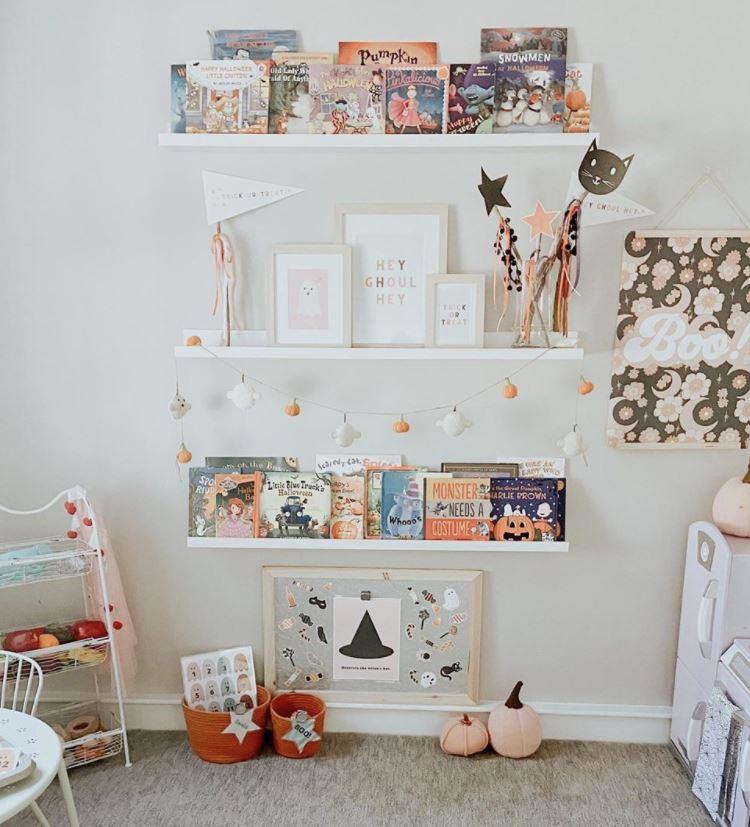 como decorar una habitacion de juegos para niños