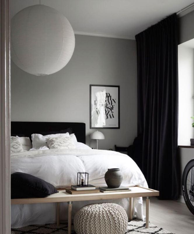 como decorar una habitacion estilo nordico