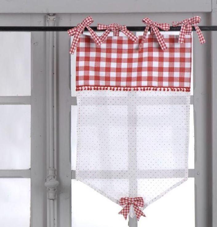 cortinas de navidad para ventanas