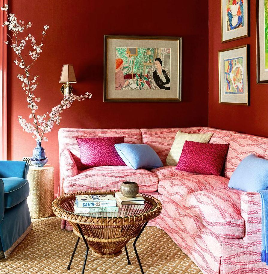 cuarto de estar completo