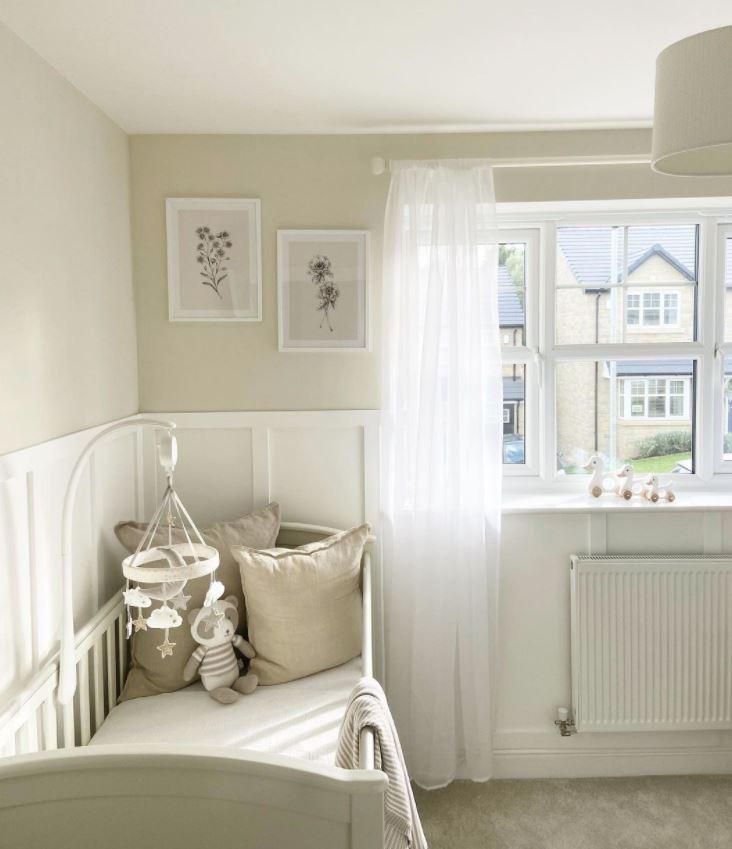 decoración habitación bebe
