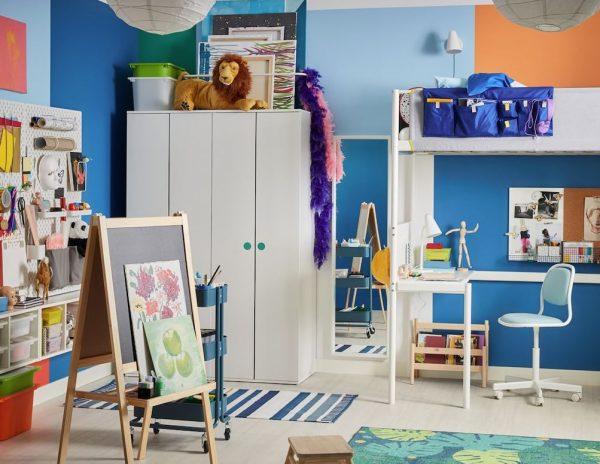decorar cuarto de juegos para niños