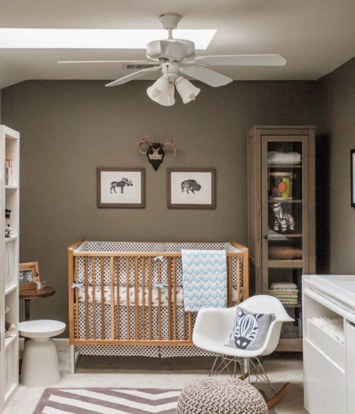 decorar habitación bebé low cost