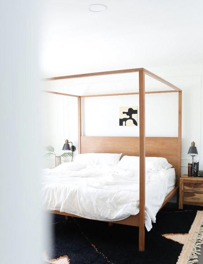 dormitorios estilo escandinavo