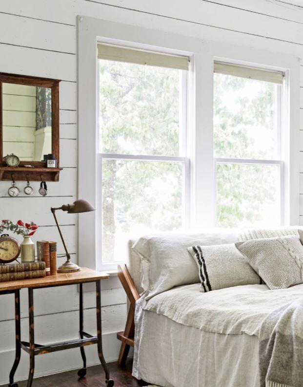 dormitorios matrimonio de diseño rustico vintage retro