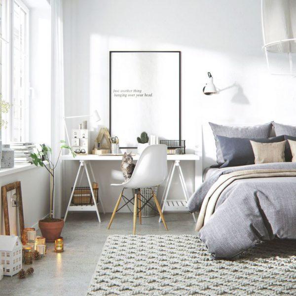 dormitorios minimalistas decorar con gusto