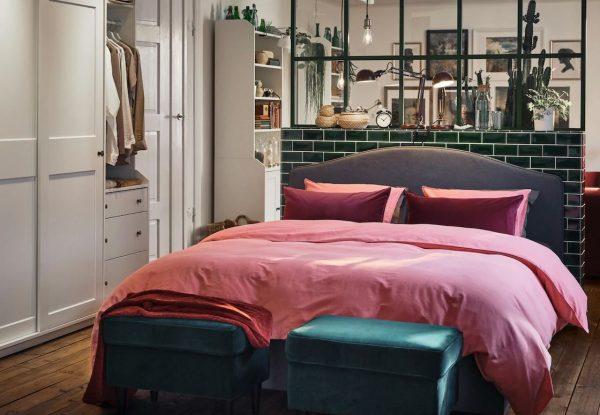 dormitorios modernos de matrimonio apartamento