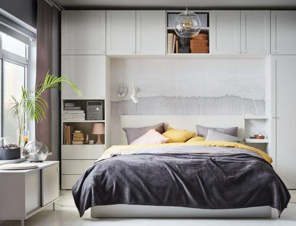 estilo nordico habitacion ikea
