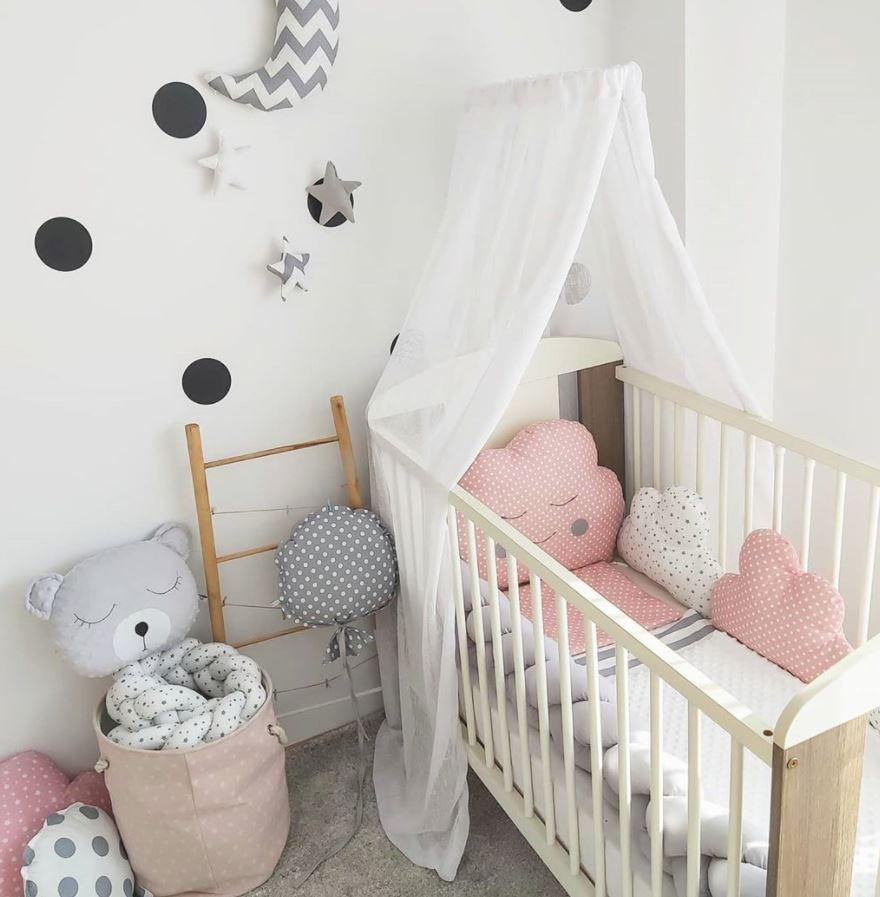 habitacion infantil pequeña