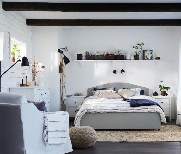 habitaciones con estilo nordico escandinavo