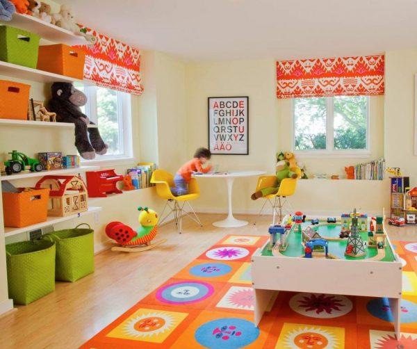 habitaciones de juego infantiles