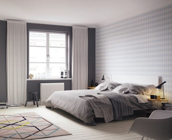 habitaciones estilo nordico para adolescentes