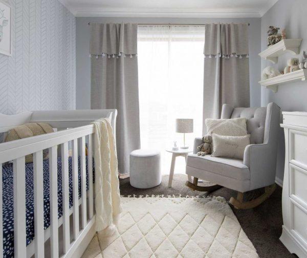 ideas de cómo decorar el cuarto del bebé