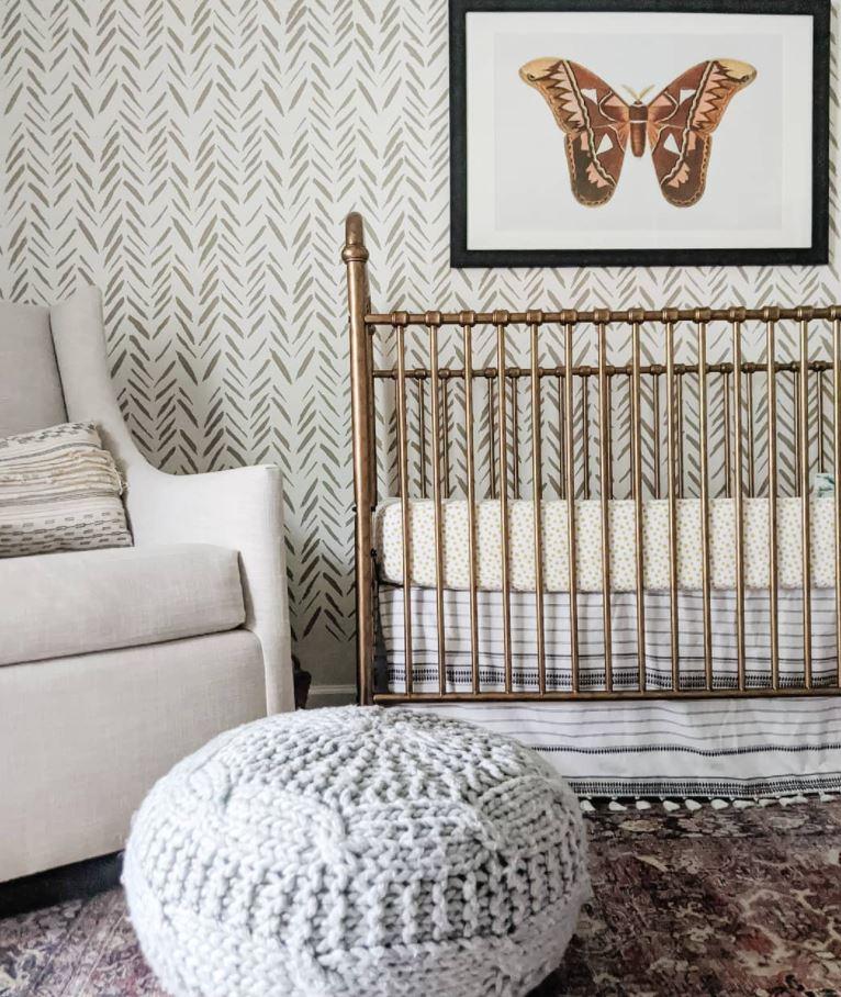 ideas faciles para decorar habitacion de bebe