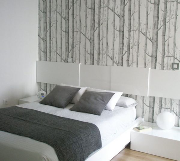 ideas papel pintado dormitorio