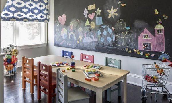 ideas para decorar cuarto de juegos infantiles
