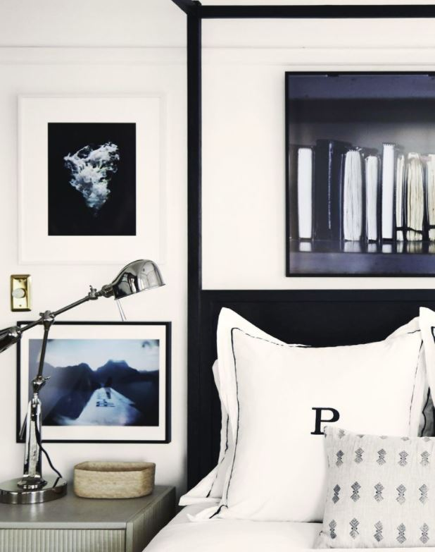lamparas modernas para dormitorio de matrimonio