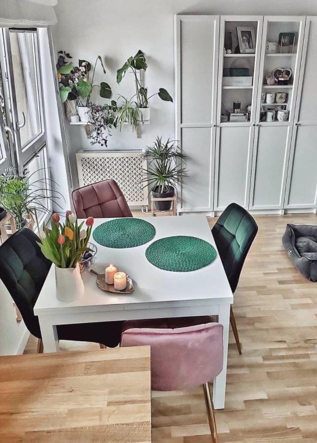 mesa para salita de estar