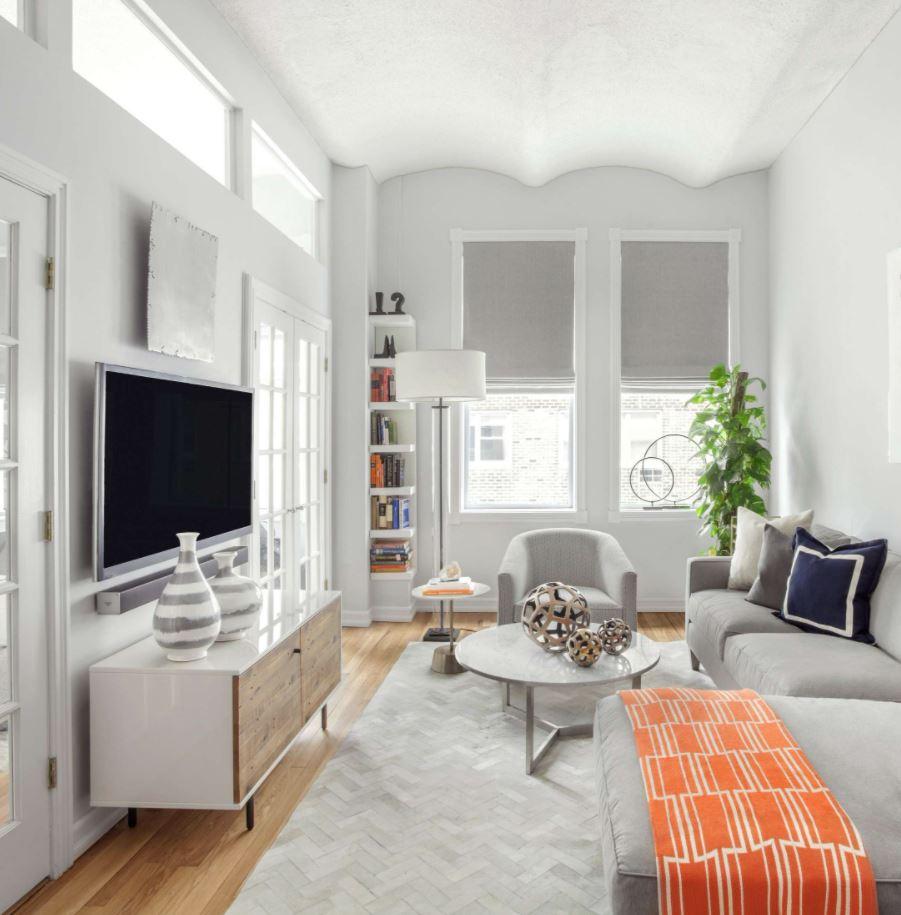 soporte para television sala de estar