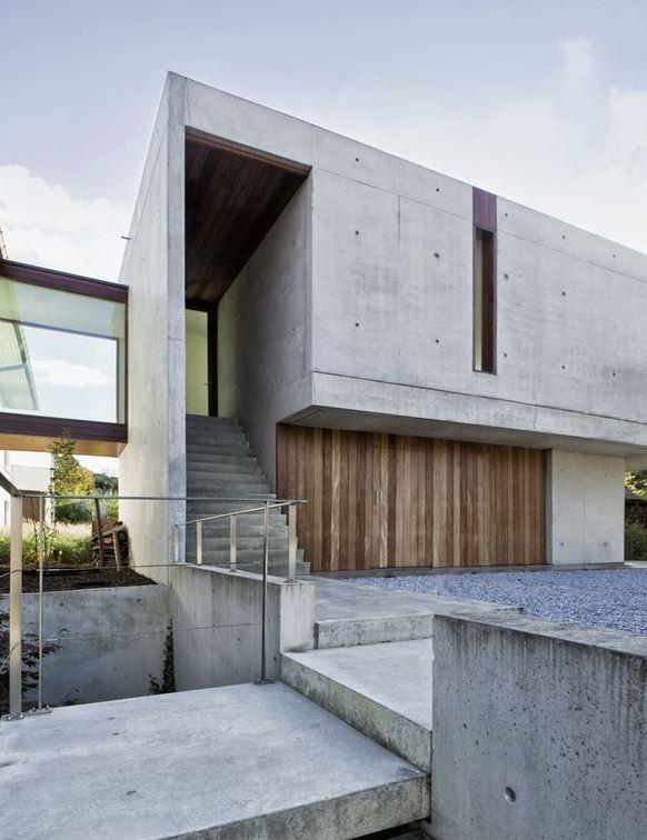 casa pequeña moderna