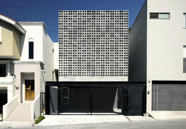 casas modernas de hormigon